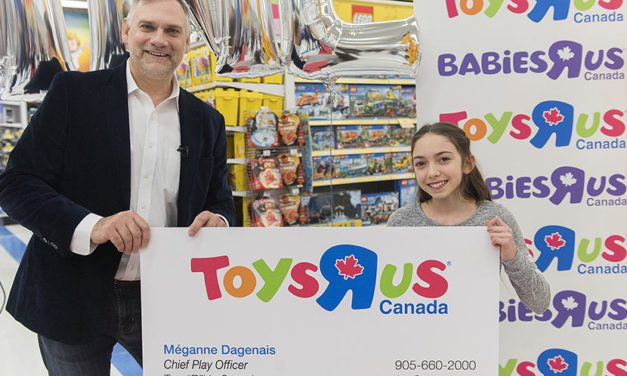 """Toys """"R"""" Us Canada Appoints New Chief Play Officer"""
