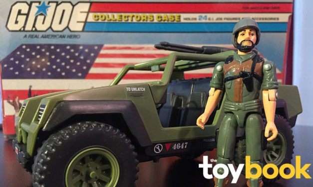 Hasbro's G.I. Joe, Micronauts Could Be Headed Back to the Toy Department