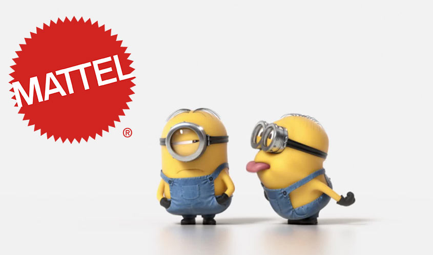 Mattel Teams Up with Illumination, Universal for Toys Based on Despicable Me Franchise