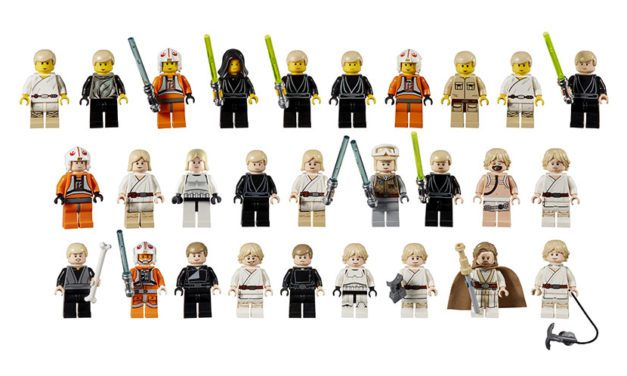 The LEGO Group Celebrates 20 Years of LEGO Star Wars