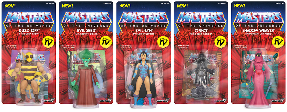 STRATOS Vintage Collection Masters of the Universe
