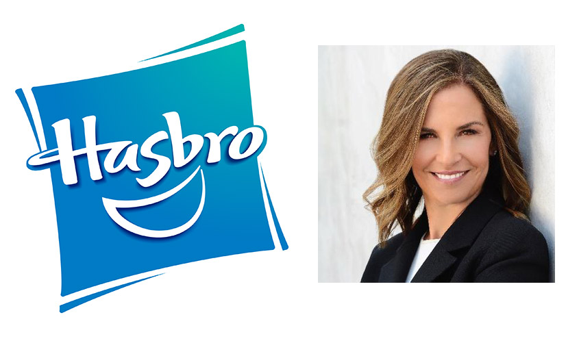 Hasbro Names Jamie Gutfreund as Chief Consumer Experience Officer