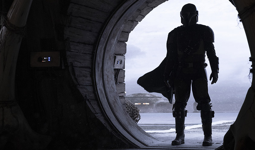 Lucasfilm's 'The Mandalorian' Sizzle Reel Shown at Star Wars Celebration