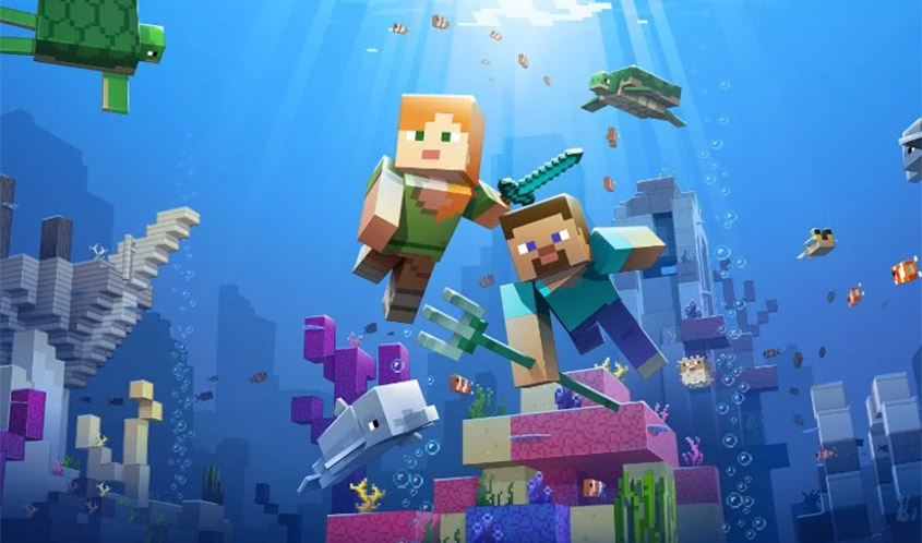 Warner Bros., Mojang Team Up to Build 'The Minecraft Movie'