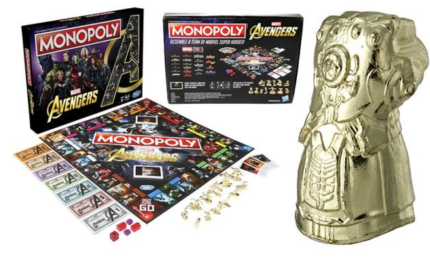 Hasbro Launches Monopoly: Marvel Avengers Edition