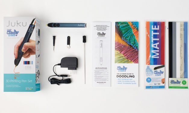 3Doodler Collaborates with Office Depot on Exclusive Juku Educational Product Series