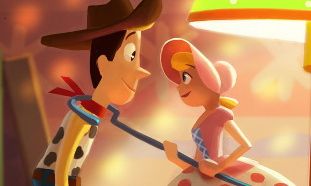 From Lamp to Lost Toy: In 'Toy Story 4,' Bo Peep is Ready for Action