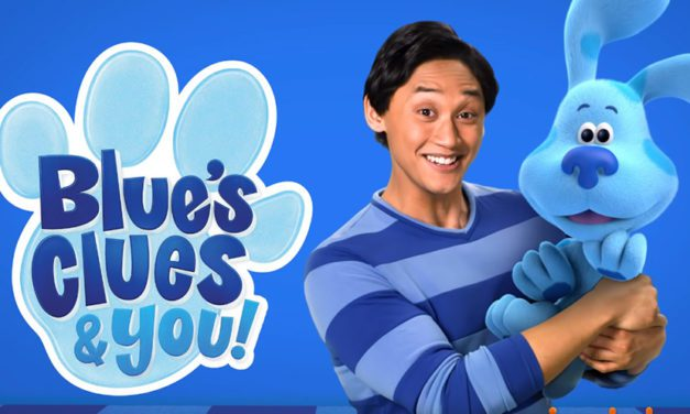 Just Play, VTech, Cardinal Sign On for Nickelodeon's 'Blue's Clues & You!'