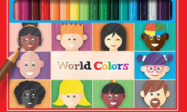 Faber-Castell Debuts 'World Colors' to Help Kids Draw Themselves