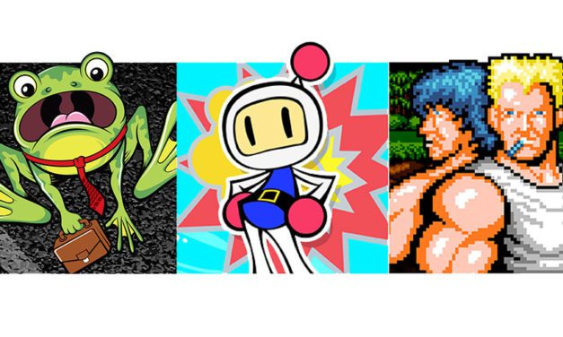 Classic Games Frogger, Bomberman, and Contra Get Licensing Partners
