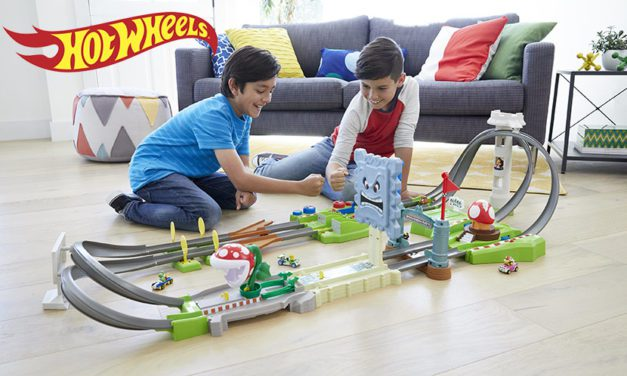 Hot Wheels, Nintendo Launch Hot Wheels Mario Kart Die-Cast Range