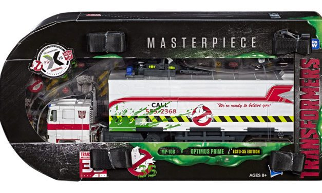 Hasbro Teams Up with NTWRK to Launch Transformers x Ghostbusters Collaboration