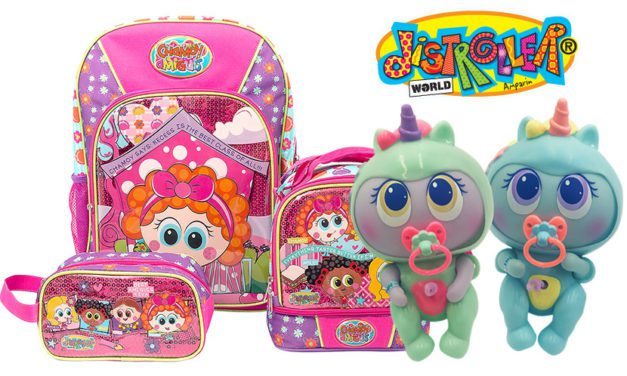 Distroller Debuts Nerlie Cornitos, Launches Back-to-School Neonate Babies Collection