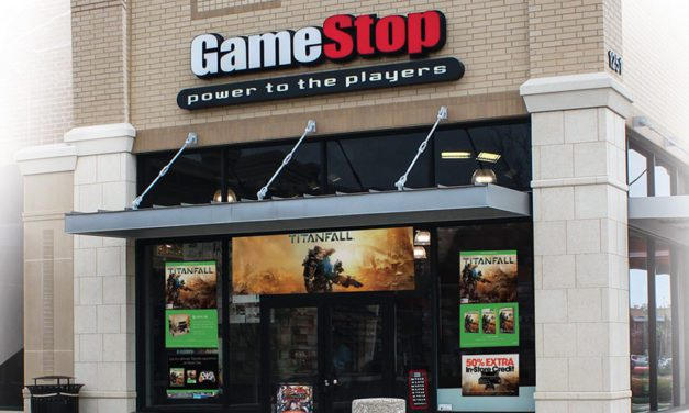 GameStop Sales Tumble through Dismal Holiday Season