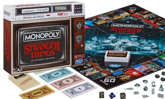 Play in the Upside Down With Stranger Things Monopoly
