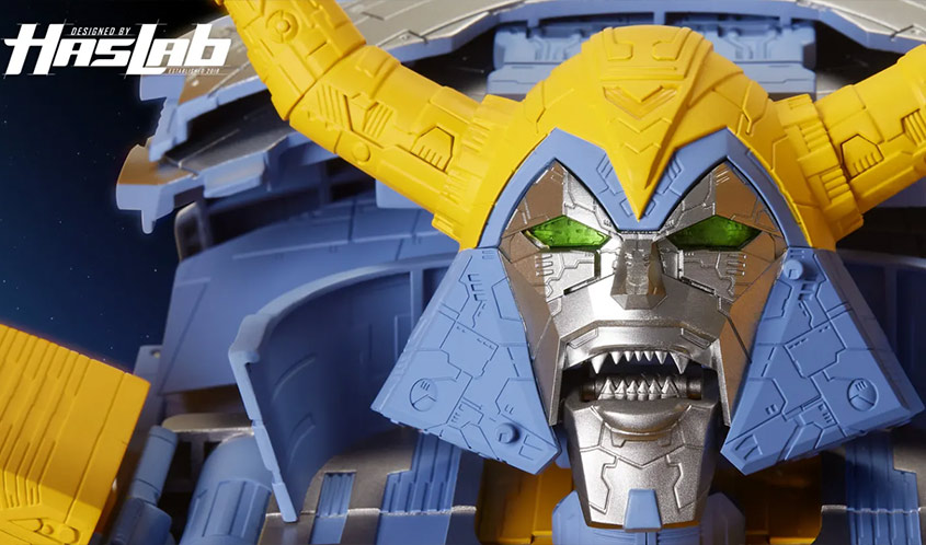 Hasbro Releases Transformers Unicron Conversion Video Featuring Takara TOMY Product Designer Kunihiro