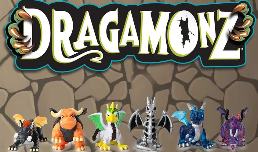 Spin Master Invites Kids to Enter the World of Dragamonz