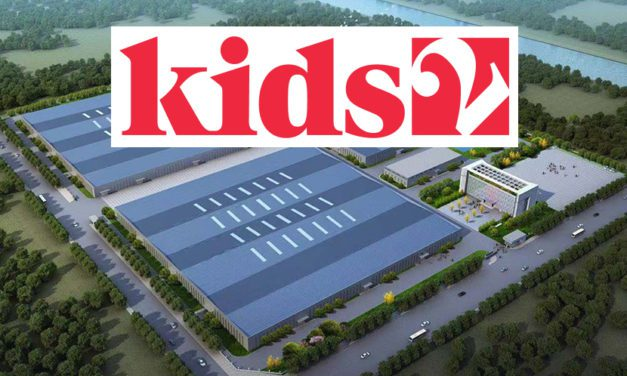 Kids II Rebrands as Kids2, Launches Online Retail Arm, and Builds New Factory