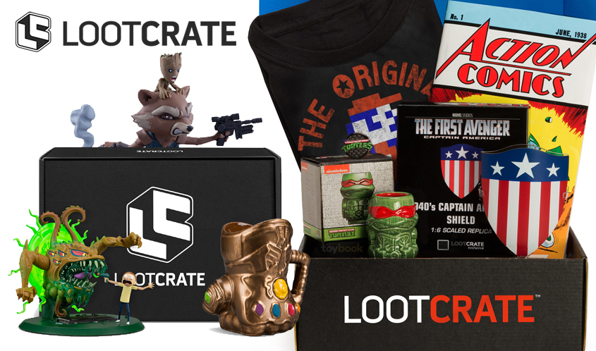 Loot Crate Files Chapter 11, Looks for a Buyer
