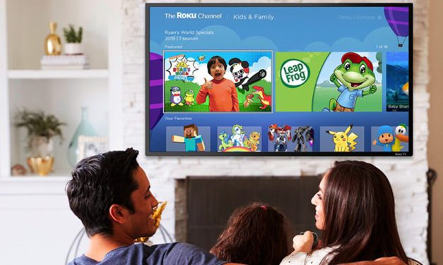 Roku Launches 'Kids & Family' OTT Experience on The Roku Channel