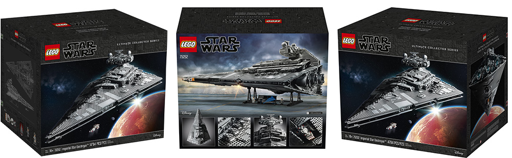 LEGO Ultimate Collector Series Star Destroyer