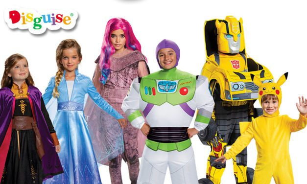 Disney, Pokémon, and Transformers Inspire Disguise's New Halloween Costume Lineup
