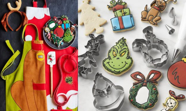 Dr. Seuss Enterprises Unveils Holiday Partnerships with Oriental Trading, Williams Sonoma