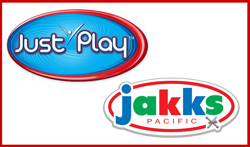 Just Play Reportedly Close to Buying Jakks Pacific