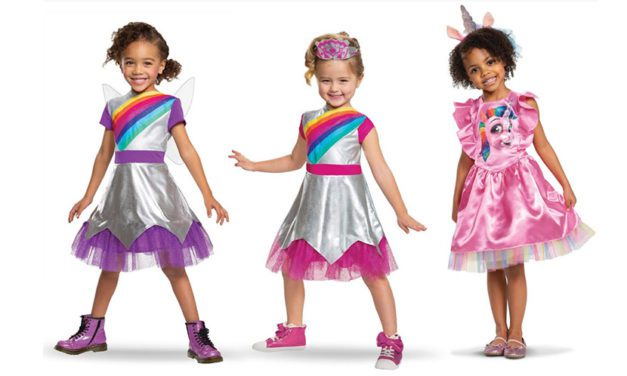 Genius Brands' Rainbow Rangers Halloween Costumes Hit Retail