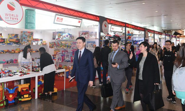 Spielwarenmesse World of Toys Pavilion Kicks Off New Toy Season in Hong Kong
