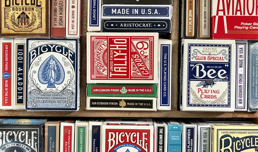Cartamundi Group Completes Acquisition of the United States Playing Card Company