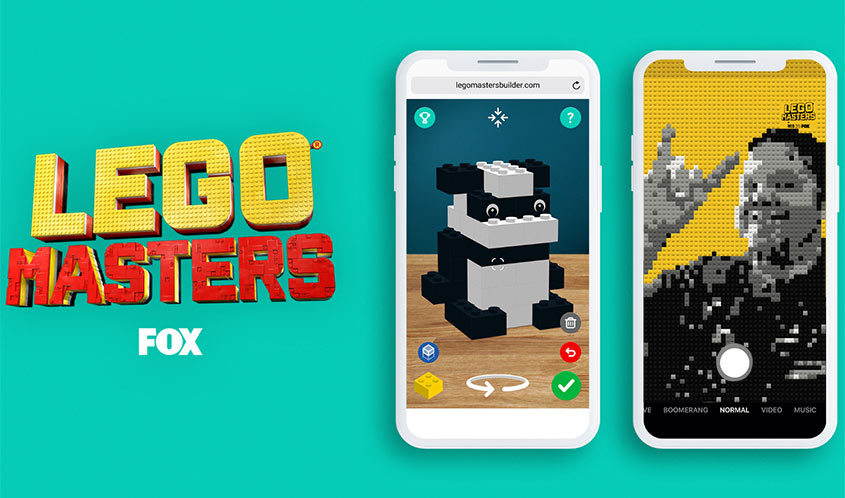 Trigger Brings LEGO to Life in AR for National LEGO Day