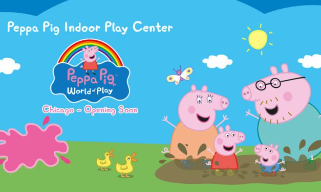 Peppa Pig World of Play Set to Open in Chicago Market