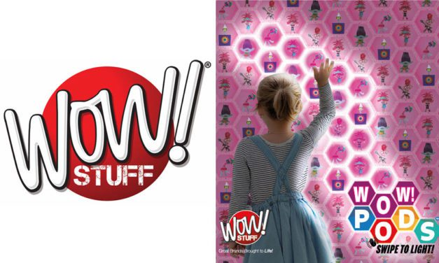 TFNY: Wow! Stuff's Wow Pods to Make U.S. Debut at Toy Fair New York