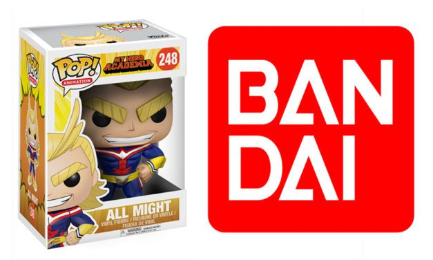 Funko, Bandai Partner for Exclusive Distribution in Japan