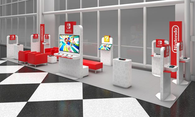 Nintendo To Offer Travelers Pop-Up Airport Lounges