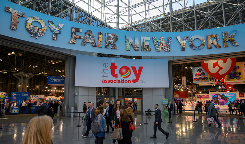 Toy Fair New York Set to Return in May 2021