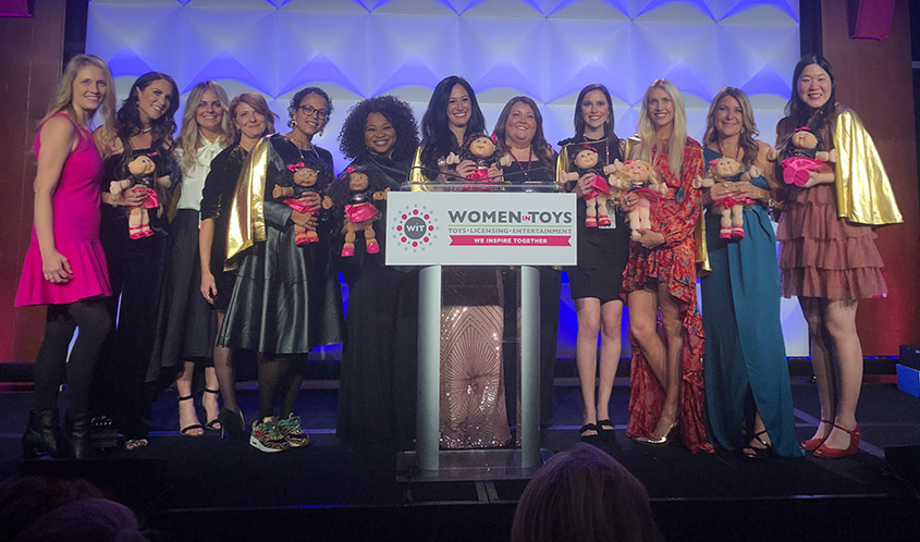 The Toy Book's Maddie Michalik Named Women in Toys 'Rising Star'