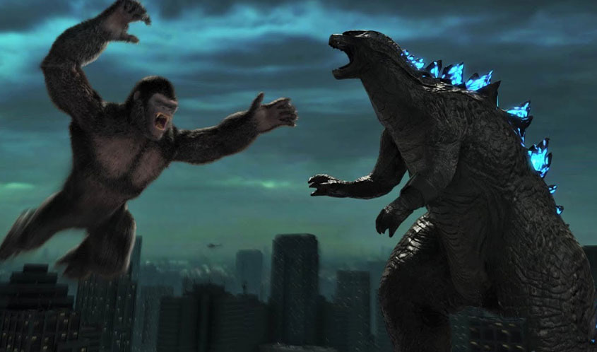 Companies Partner with 'Godzilla vs. Kong' for Licensed Toys