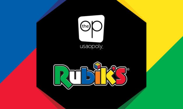 The Op to Bring Pop Culture Licenses to Rubik's Cubes