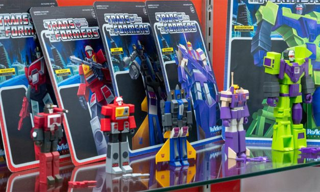 TFNY: Super7 Serves Up a Video Recap of New Products
