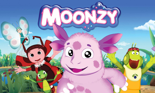 The itsy bitsy Entertainment Co. Makes Comeback to Introduce 'Moonzy'