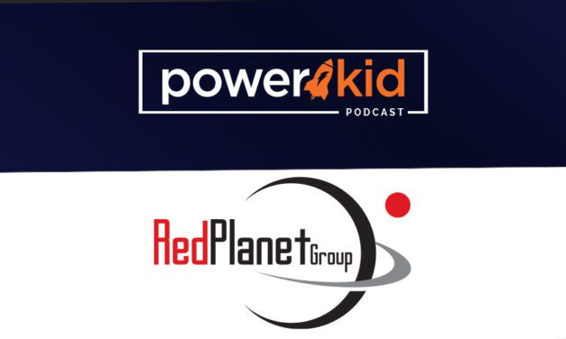 Jason Mars of Red Planet Group Appears on the 'Power Kid Podcast'