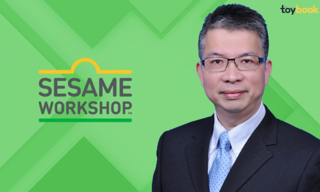 Alvin Fu Heads to Sesame Workshop for China Expansion