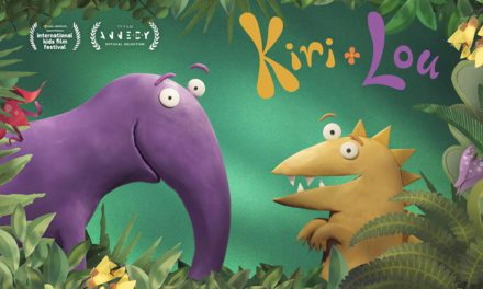 Rocket Licensing Developing Consumer Products Program for 'Kiri and Lou'