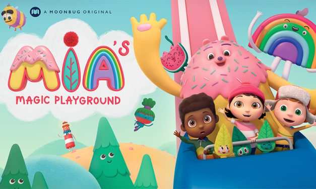 Moonbug's 'Mia's Magic Playground' Heads to Sky Kids