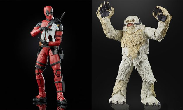 Hasbro Reveals New Star Wars, Marvel Legends Figures