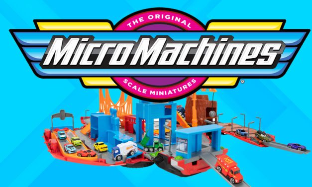 The Original Micro Machines Race Back into Toy Departments