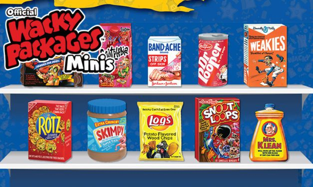 Super Impulse, Topps Collaborate On Wacky Packages Minis