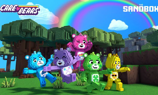 Cloudco Entertainment's Care Bears Join The Sandbox Metaverse